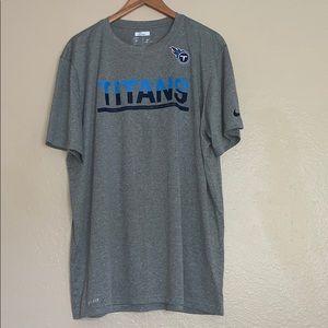 Nike Titans NFL Equipment T-Shirt